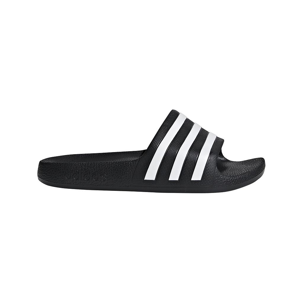ADILETTE AQUA K core black/ftwr white/core black