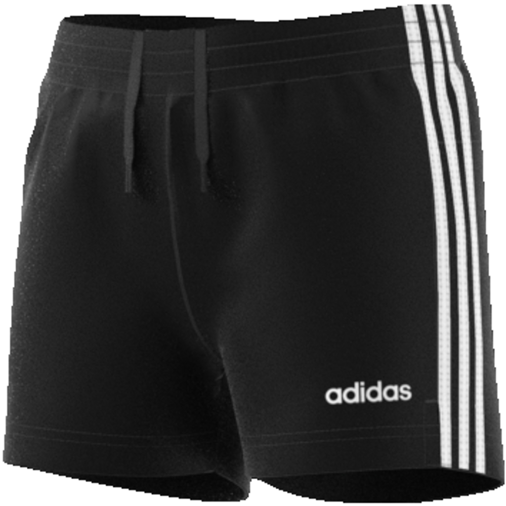 Essentials 3S Short black/white