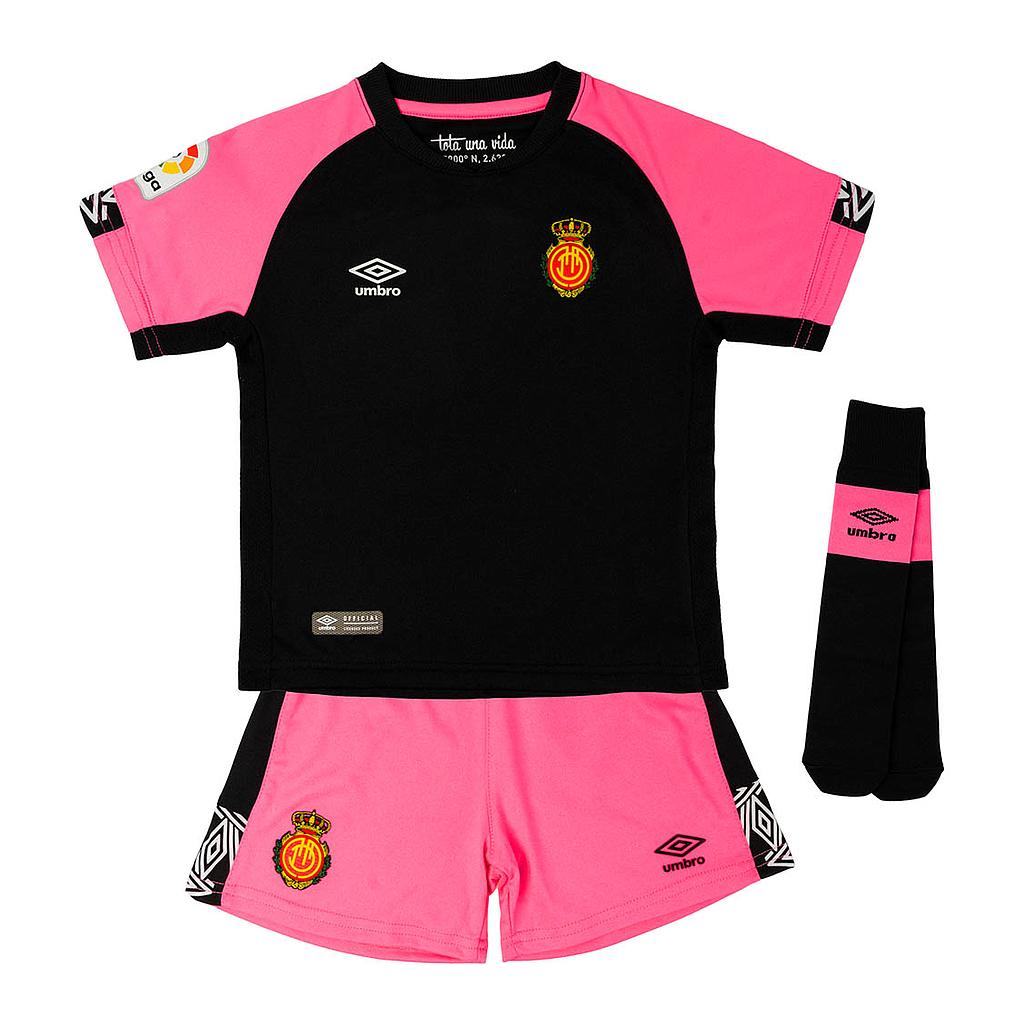 SUIT RCD MALLORCA THIRD'21 BLACK / FUCHSIA / WHITEBOX RCD MALLORCA 3ª EQUIPACIÓN