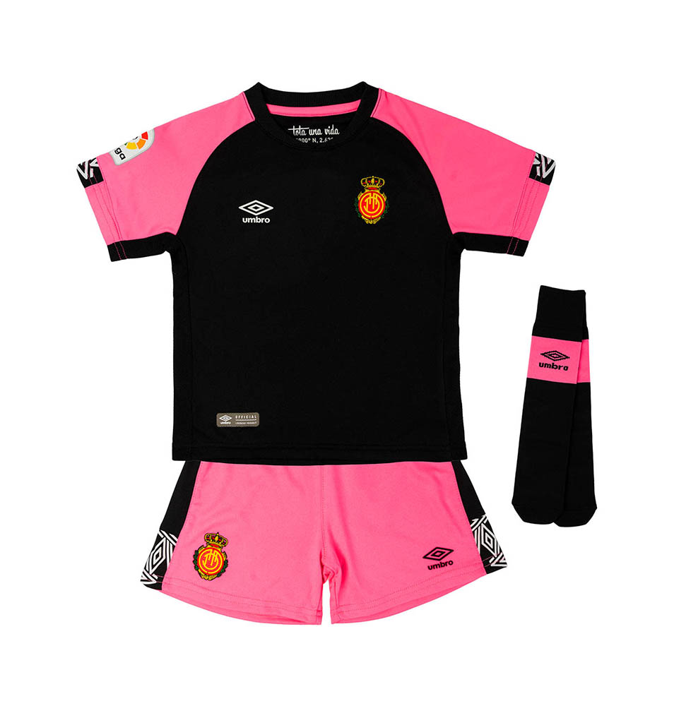 SUIT RCD MALLORCA THIRD'24 BLACK / FUCHSIA / WHITEBOX RCD MALLORCA 3ª EQUIPACIÓN