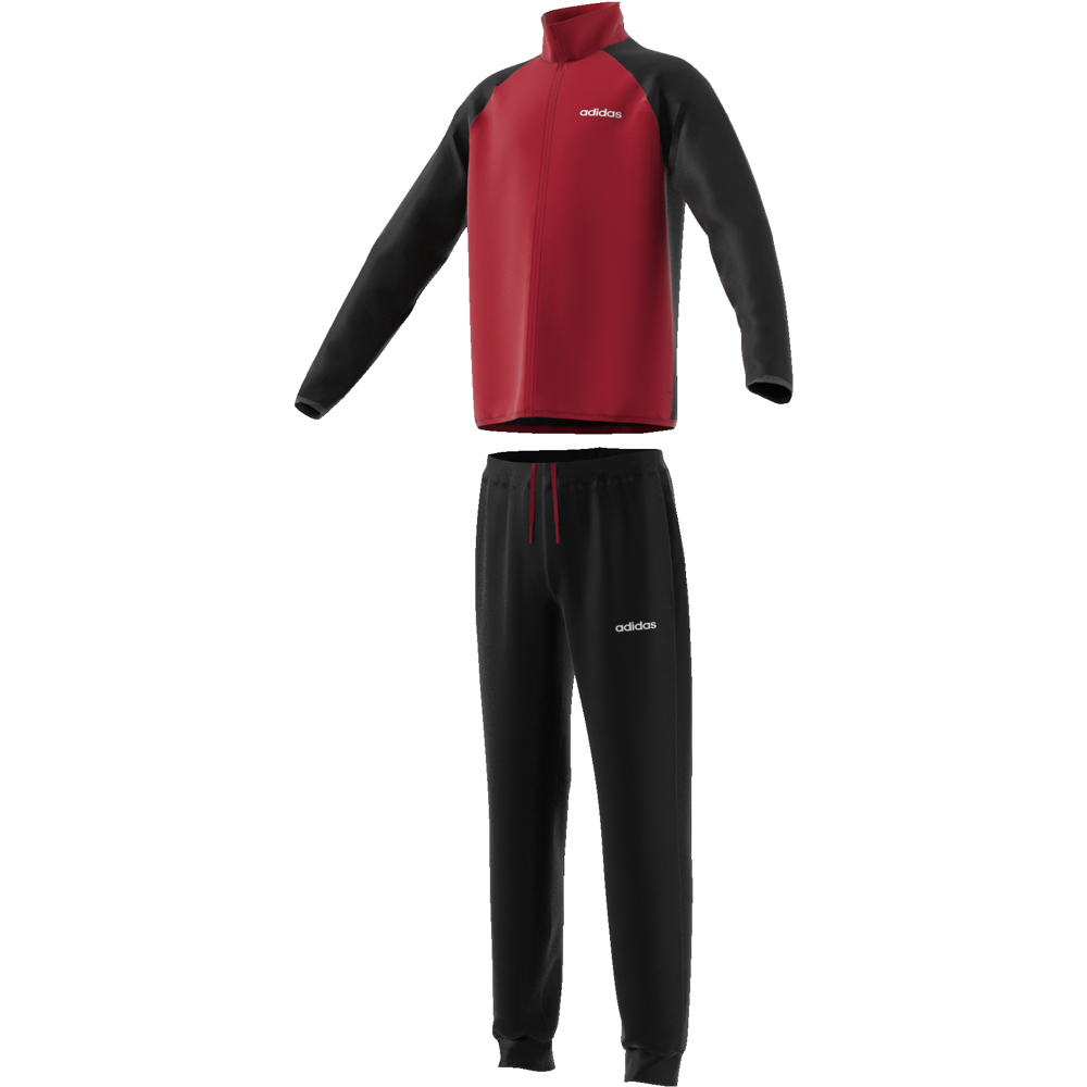 EI7953 Youth Boys Tracksuit ENTRY active maroon/black