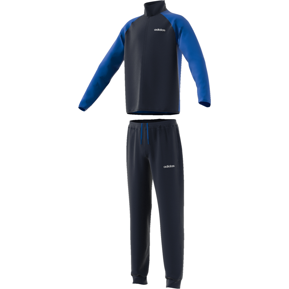 EI7954 Youth Boys Tracksuit ENTRY legend ink/blue