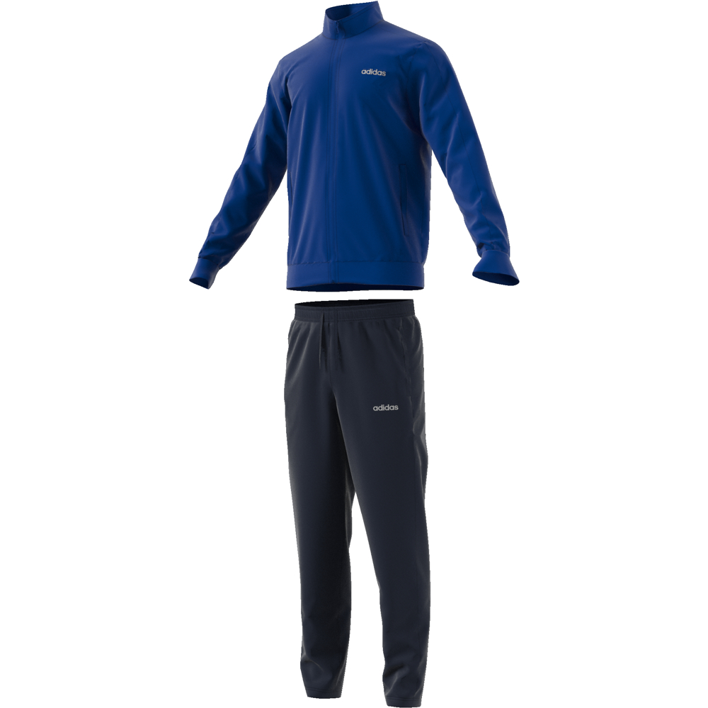 EI5581 Basics Tracksuit collegiate royal/legend ink