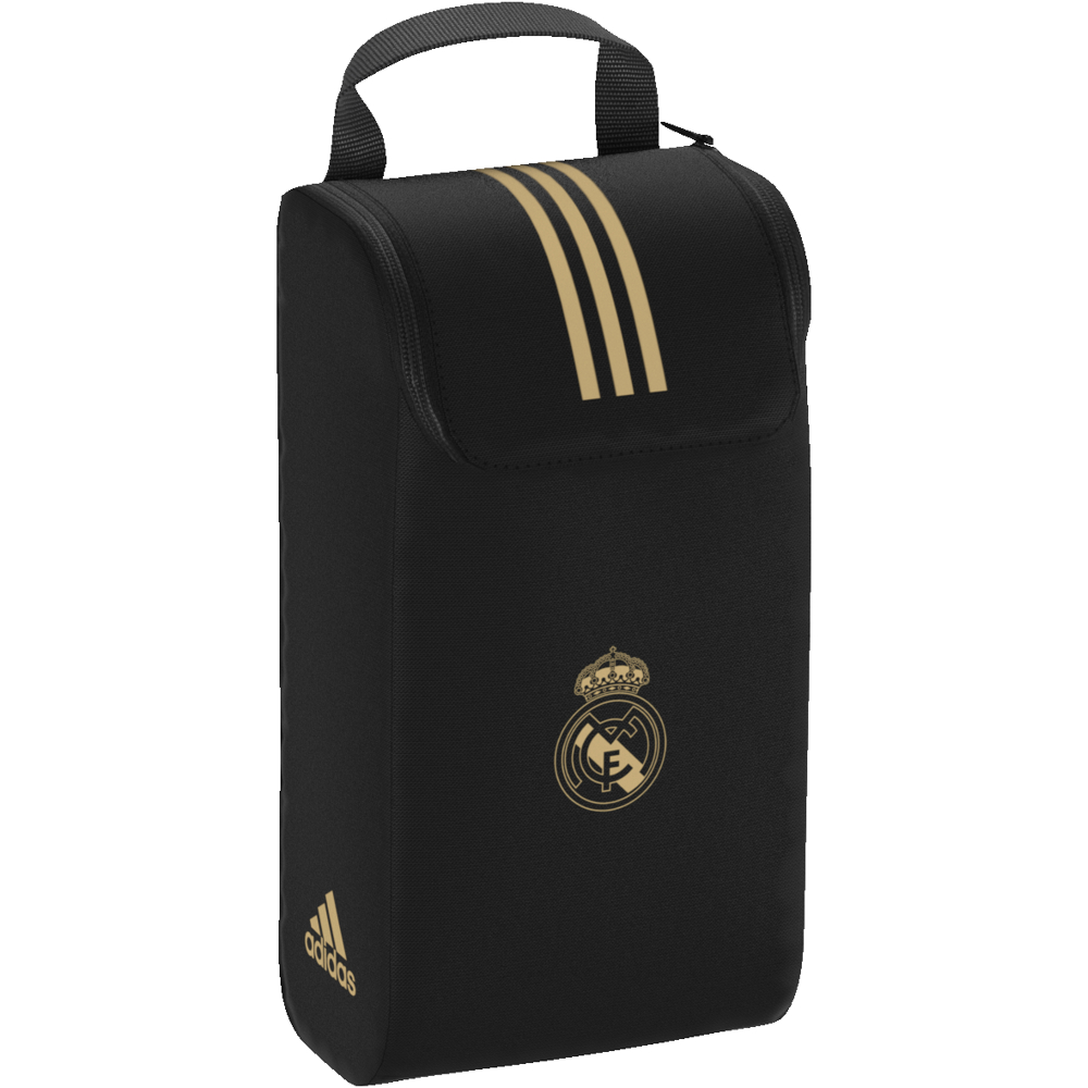 DY7717 REAL SHOE BAG TW black/dark football gold
