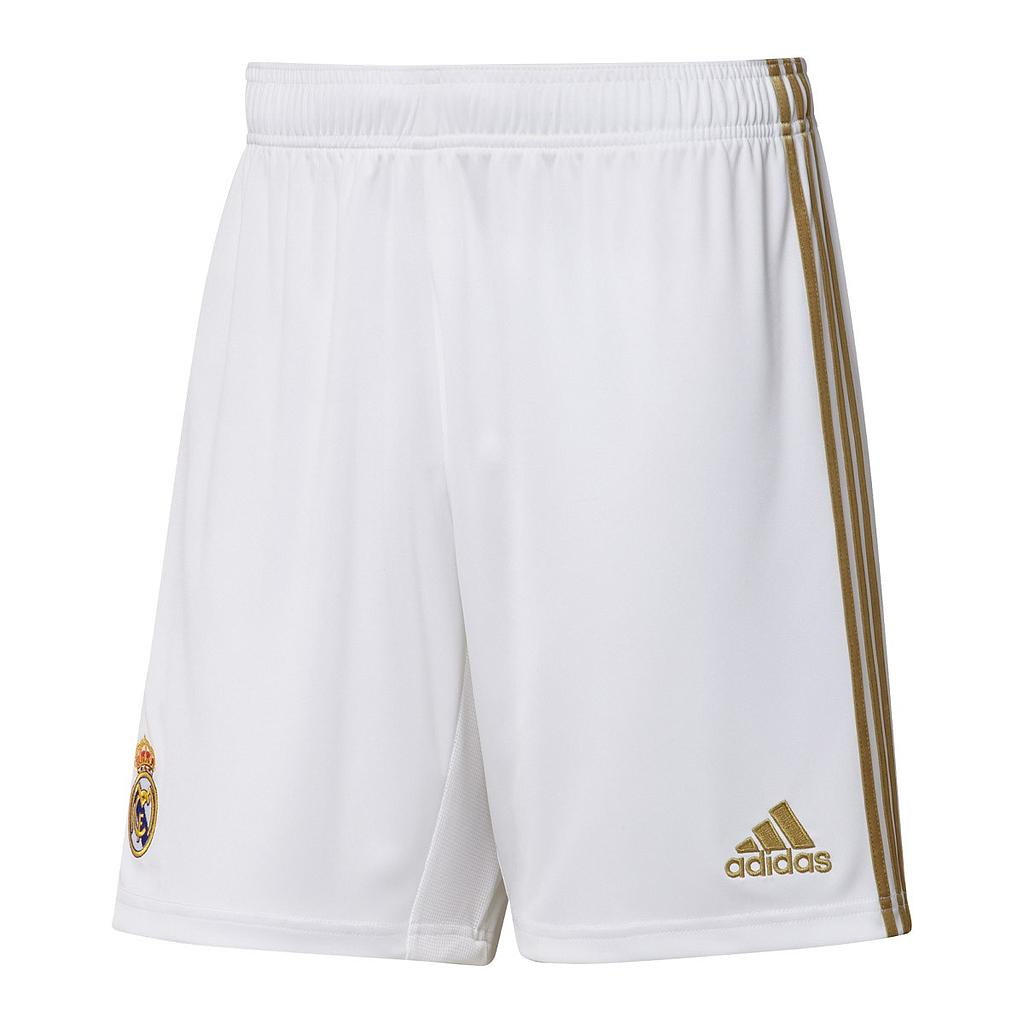 DW4440 19/20 REAL MADRID HOME SHORT white