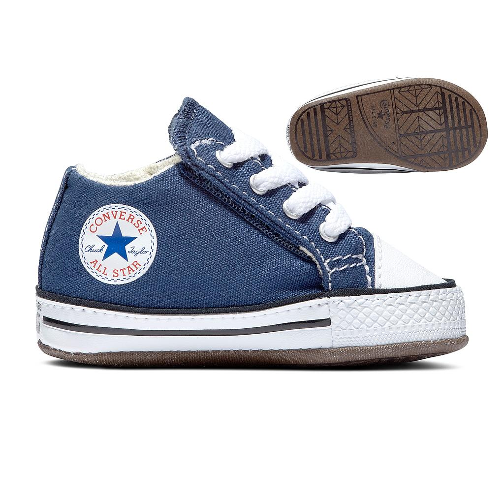 865158C CHUCK TAYLOR ALL STAR CRIBSTER CANVAS NAVY/NATURAL IVORY/WHITE
