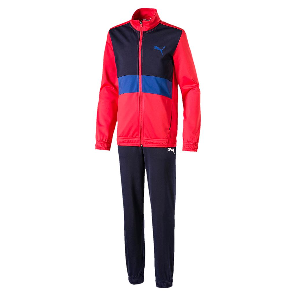 58031211  Poly Suit cl B High Risk Red