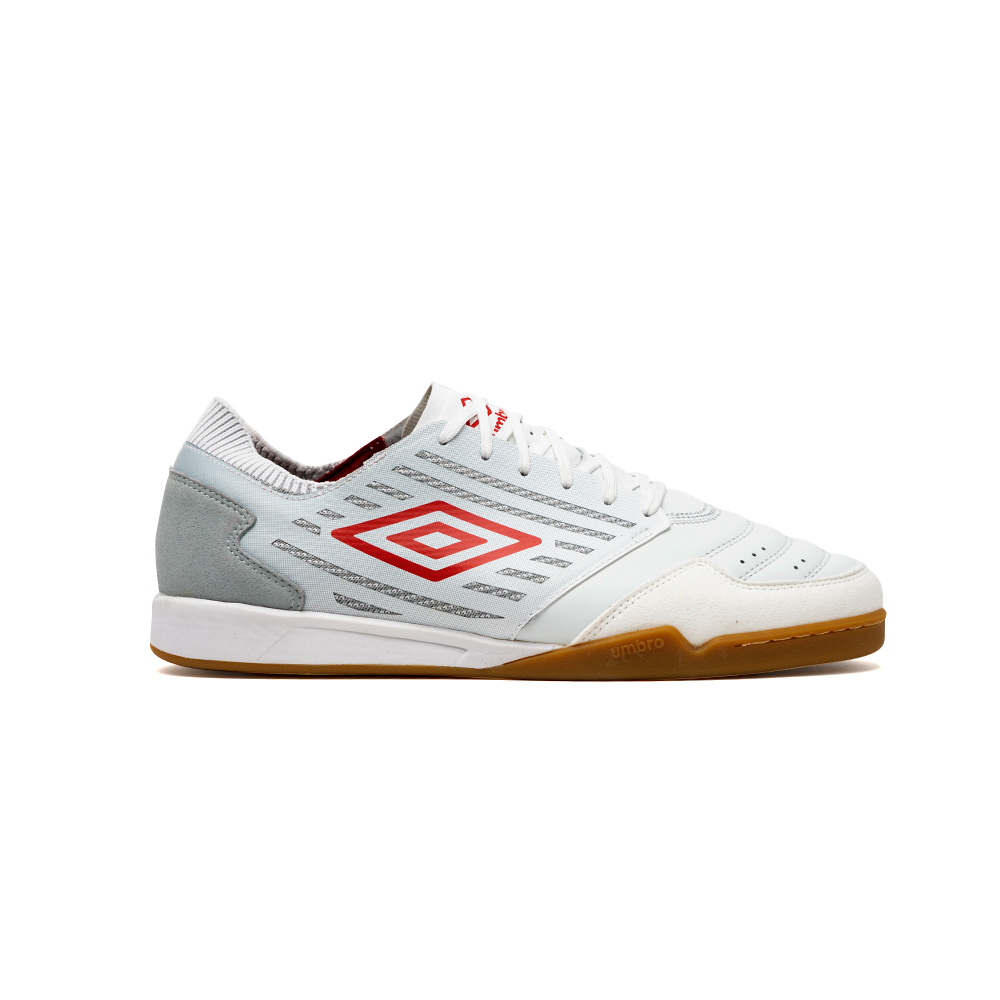81623U-JDJ UMBRO CHALEIRA II PRO - JNR WHITE / TOREADOR / HIGH RISE
