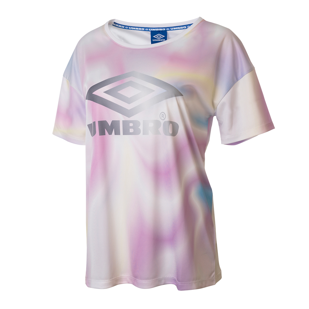 C20009-JKE-TOR TEE - WMNS BRIGHT WHITE / MULTI