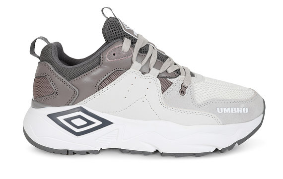 UMBRO RUN M LE NIMBUS CLOUD / WHITE / CINDER