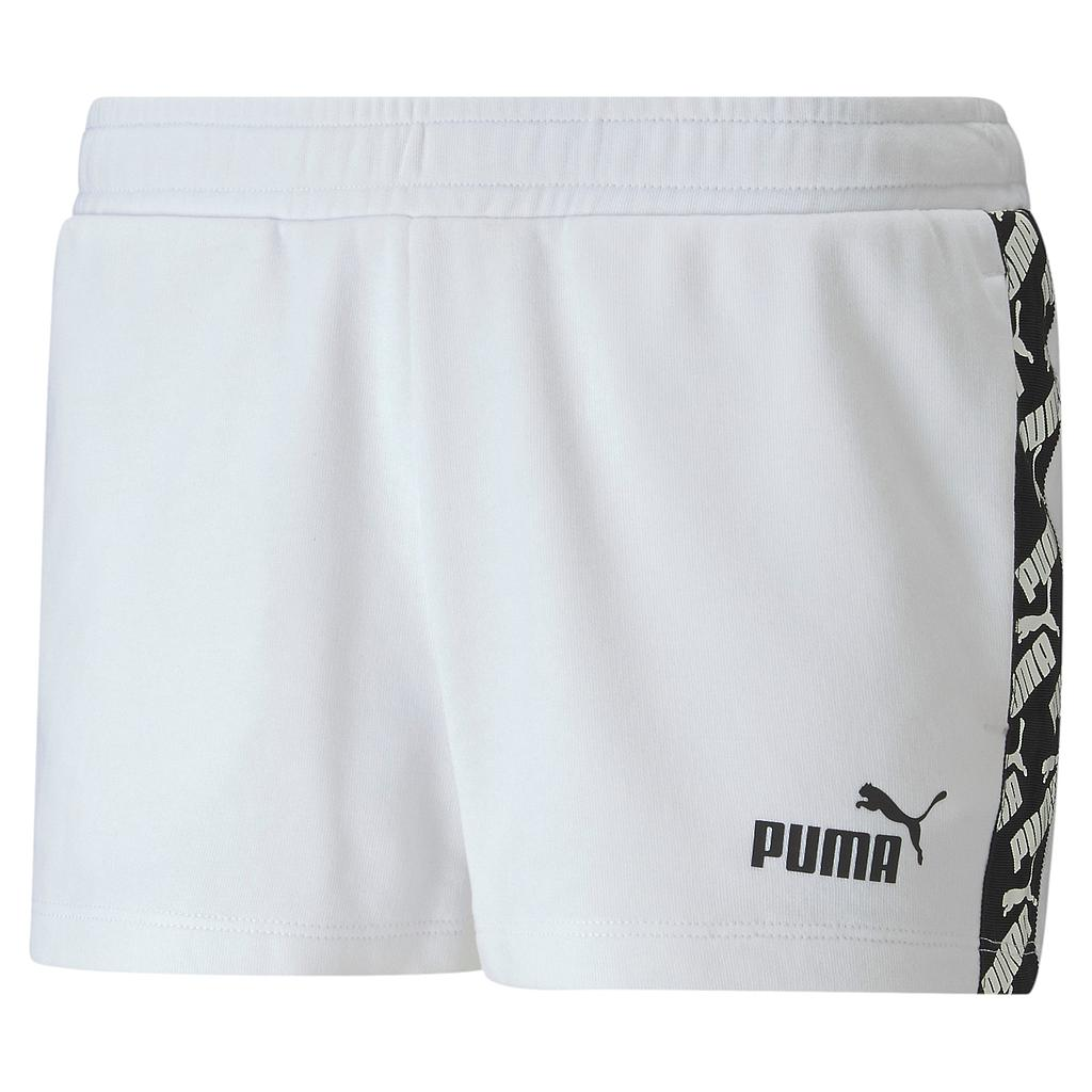 "AMPLIFIED 2"" SHORTS TR PUMA WHITE"