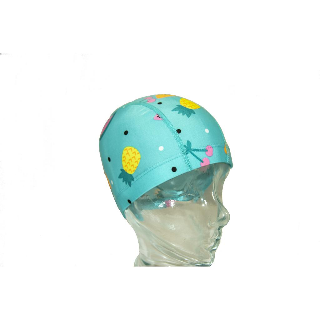 GORRO ELASTÁN ESTAMPADO FRUITS JR