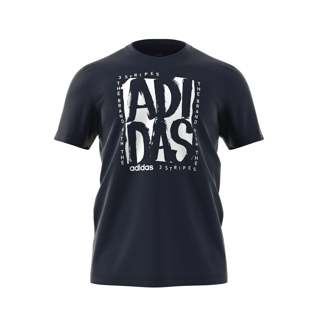 Mens Stamp Graphic T-shirt