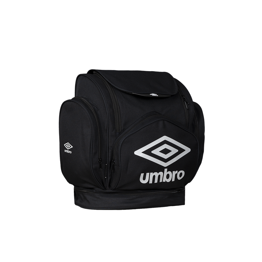 PRO TRAINING ITALIA BACKPACK BLACK / WHITE